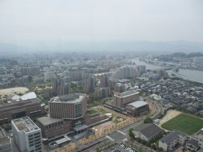 やはり大都会福岡
