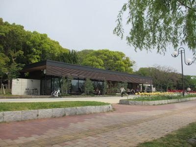 スタバ大濠公園