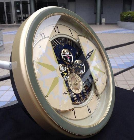 Perfumeと時計