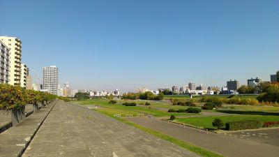 札幌と福岡は街の設計思想が似ていますね