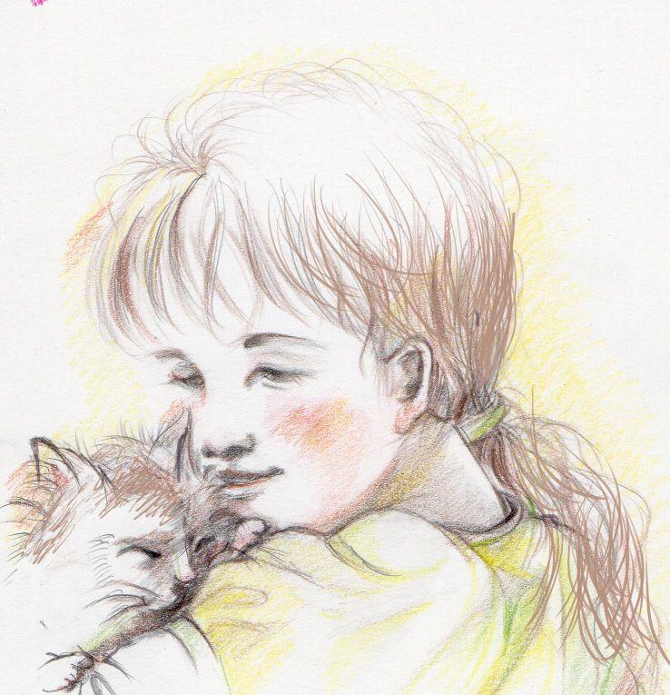 猫と少女05