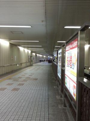 祇園地下道3