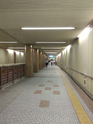 祇園地下道2