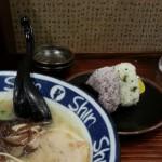 ShinShin(シンシン)博多デイトス店でラーメンCランチ