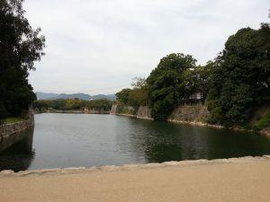 広島城お堀